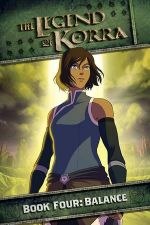 The Legend of Korra Season 4 / Легенда за Кора Сезон 4 (2014)