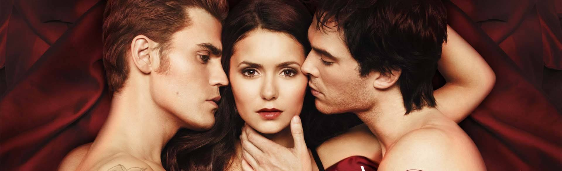 The Vampire Diaries Season 1 / Дневниците на Вампира Сезон 1 (2009)
