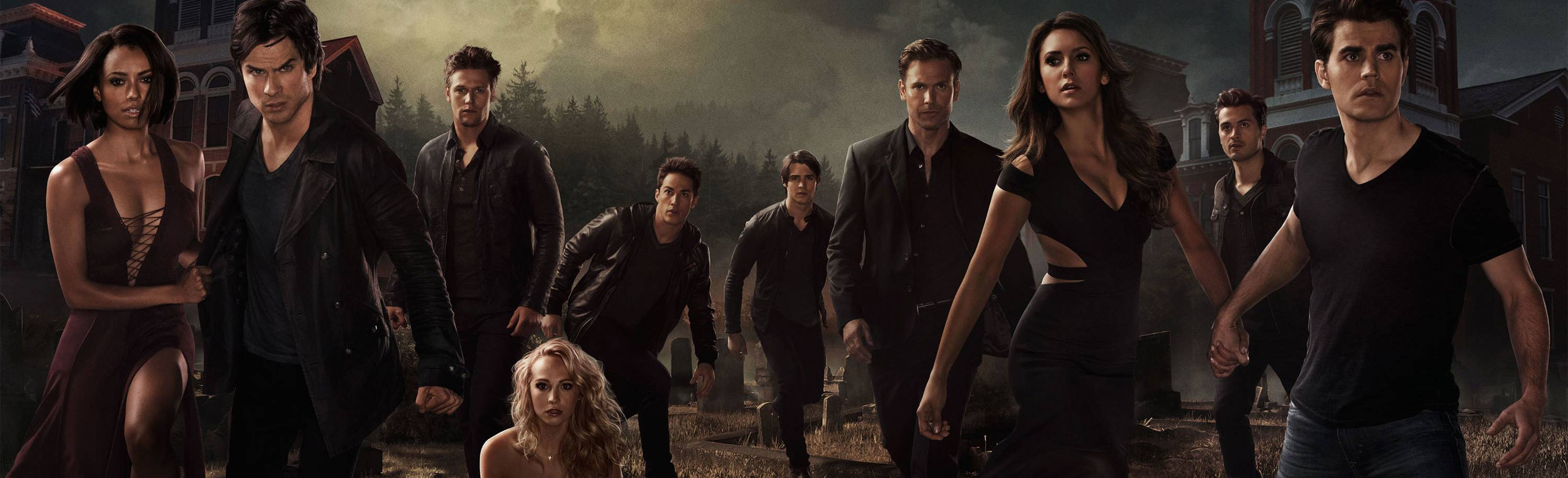 The Vampire Diaries Season 4 / Дневниците на Вампира Сезон 4 (2012)