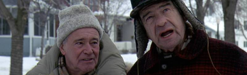 Grumpy Old Men / Сърдити старчета (1993)