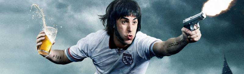 The Brothers Grimsby / Агент полуинтелигент (2016)