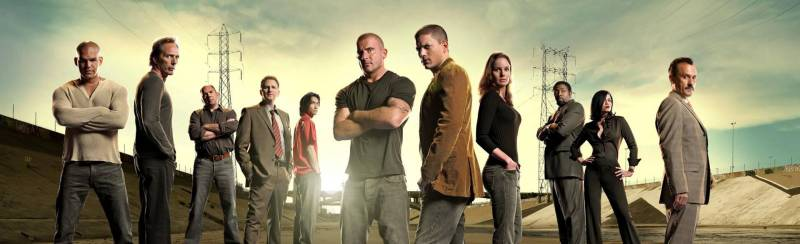 Prison Break Season 4 / Бягство от затвора Сезон 4 (2008)