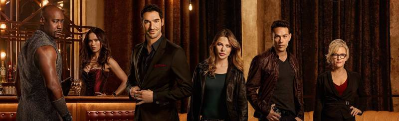 Lucifer Season 1 / Луцифер Сезон 1 (2016)