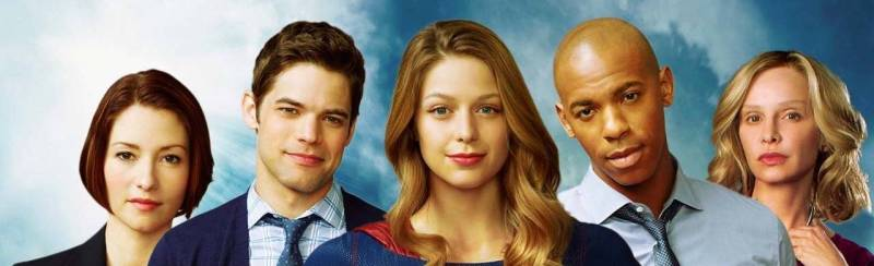 Supergirl Season 2 / Супергърл Сезон 2 (2016)