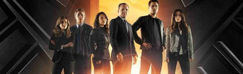 Agents of S.H.I.E.L.D Season 1 / Агенти от ЩИТ Сезон 1 (2013)