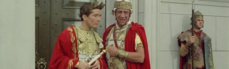Carry on Cleo / Давай Клеопатра (1964)