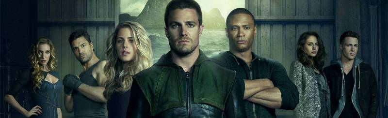 Arrow Season 5 / Стрела Сезон 5 (2016)