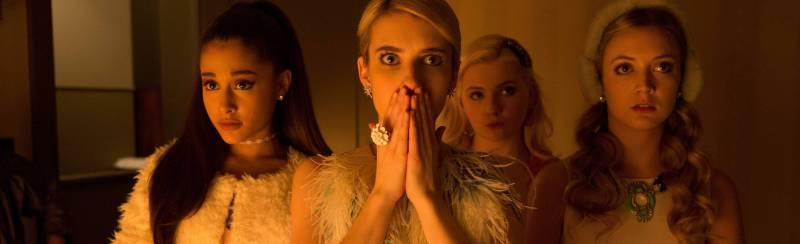 Scream Queens Season 2 / Кралици на ужаса Сезон 2 (2016)