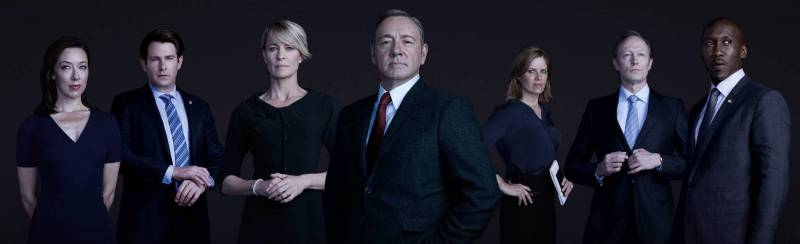 House of Cards Season 1 / Къща от карти Сезон 1 (2013)
