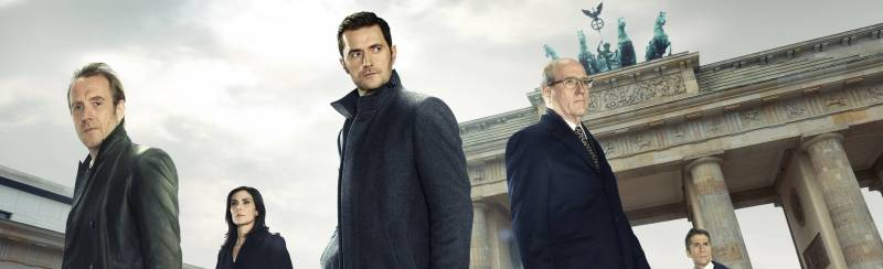 Berlin Station Season 1 / Станция Берлин Сезон 1 (2016)