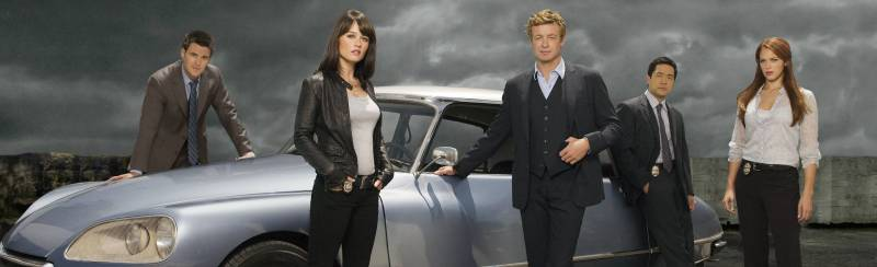 The Mentalist Season 3 / Менталист Сезон 3 (2010)