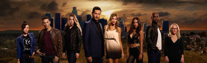 Lucifer Season 3 / Луцифер Сезон 3 (2017)