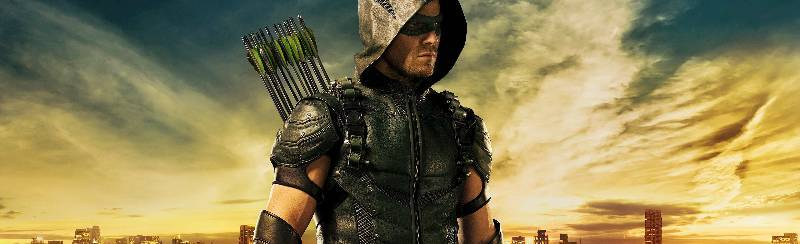 Arrow Season 6 / Стрела Сезон 6 (2017)
