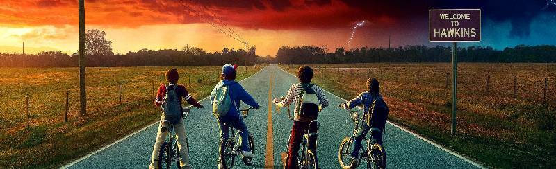 Stranger Things Season 2 / Странни Неща Сезон 2 (2017)
