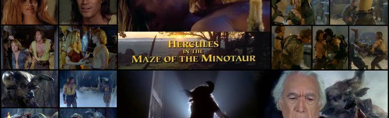 Hercules in the Maze of the Minotaur / Херкулес в лабиринта на Минотавъра (1994)