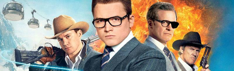 Kingsman: The Golden Circle / Kingsman: Златният кръг (2017)