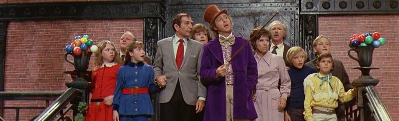 Willy Wonka & the Chocolate Factory / Уили Уонка и шоколадовата фабрика (1971)