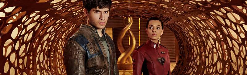 Krypton Season 1 / Криптон Сезон 1 (2018)