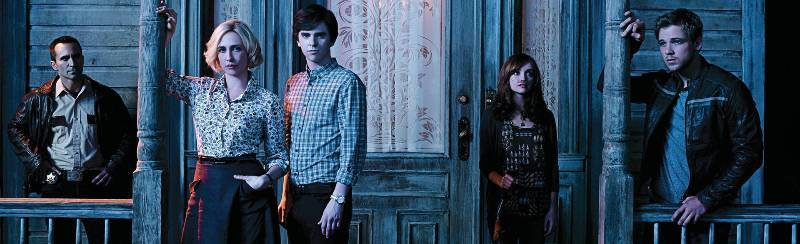 Bates Motel Season 4 / Мотел Бейтс Сезон 4 (2016)
