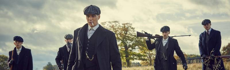 Peaky Blinders Season 2 / Остри Козирки Сезон 2 (2014)