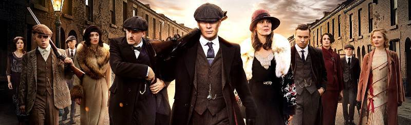 Peaky Blinders Season 4 / Остри Козирки Сезон 4 (2017)