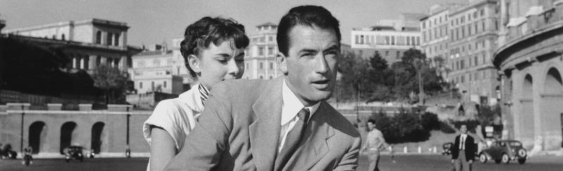 Roman Holiday / Ваканция в Рим (1953)