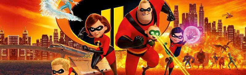 Incredibles 2 / Феноменалните 2 (2018)