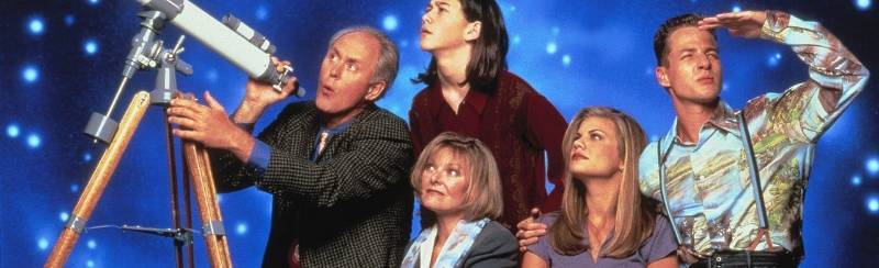 3rd Rock from the Sun Season 1 / На гости на третата планета Сезон 1 (1996)