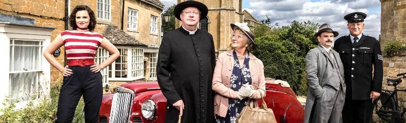 Father Brown Season 6 / Отец Браун Сезон 6 (2018)