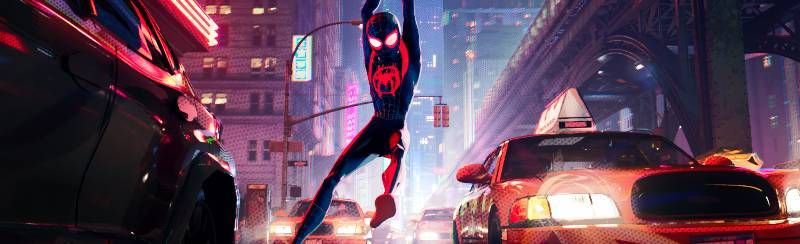 Spider-Man: Into the Spider-Verse / Спайдър-мен: В Спайди-вселената (2018)