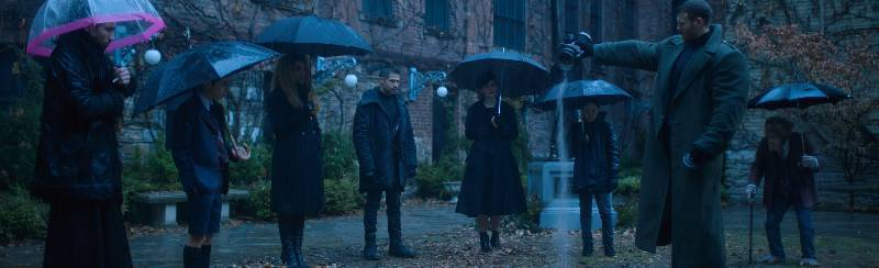 "The Umbrella Academy Season 1 / Академия ""Чадър"" Сезон 1 (2019)"
