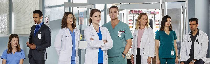 Saving Hope Season 2 / Да запазиш надежда Сезон 2 (2013)
