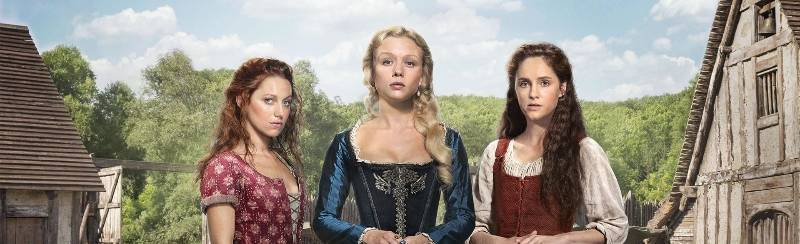 Jamestown Season 1 / Джеймстаун Сезон 1 (2017)