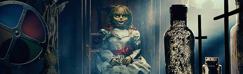 Annabelle Comes Home / Анабел 3 (2019)