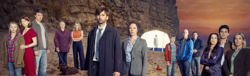 Broadchurch Season 2 / Бродчърч Сезон 2 (2016)