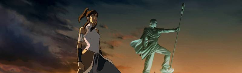 The Legend of Korra Season 1 / Легенда за Кора Сезон 1 (2012)