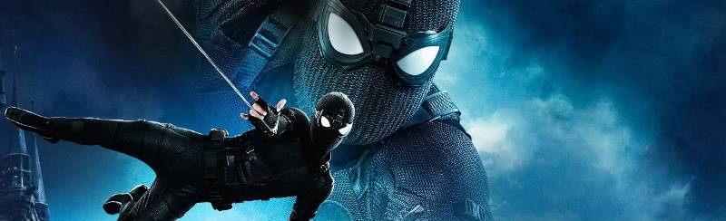 Spider-Man: Far from Home / Спайдър-мен: Далече от дома (2019)