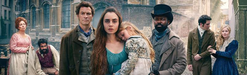 Les Misérables Season 1 / Клетниците Сезон 1 (2018)