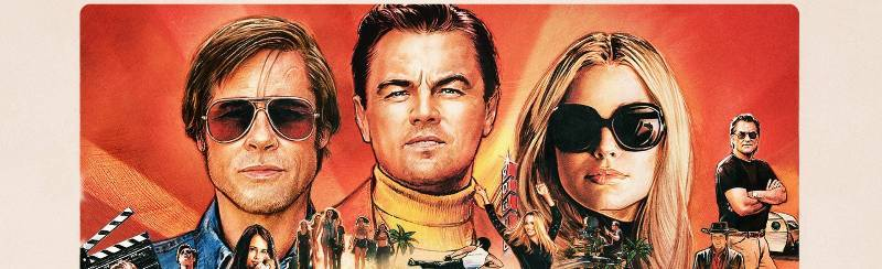Once Upon a Time ... in Hollywood / Имало едно време в ... Холивуд (2019)