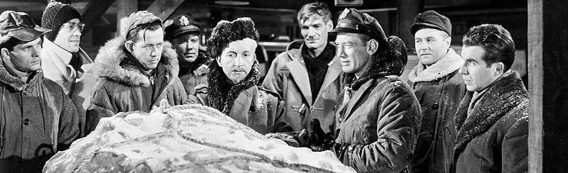 The Thing from Another World / Нещото от друг свят (1951)