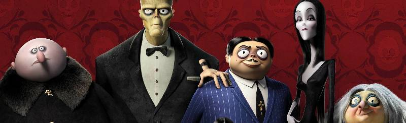 The Addams Family / Семейство Адамс (2019)