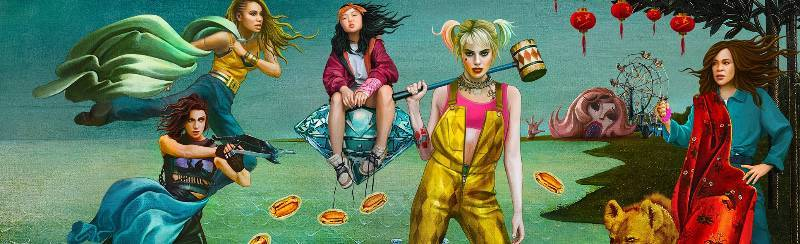 Birds of Prey (and the Fantabulous Emancipation of One Harley Quinn) / Хищни птици (2020)