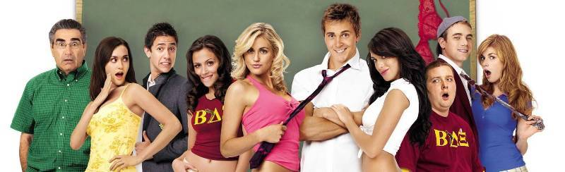 American Pie Presents: Beta House / Американски пай 6: Братството (2007)