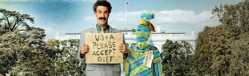 Borat Subsequent Moviefilm / Борат 2 (2020)