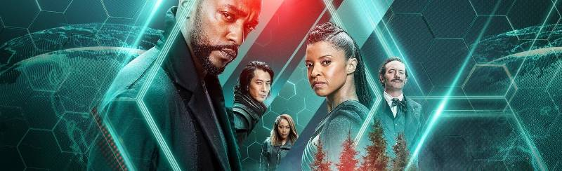 Altered Carbon Season 2 / Просто Обвивка Сезон 2 (2020)