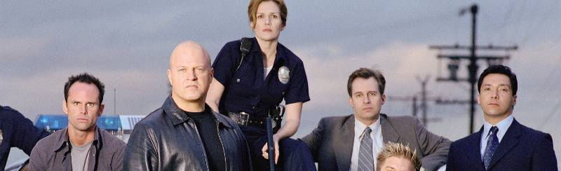 The Shield Season 2 / Щитът Сезон 2 (2003)