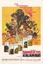 Sands of the Kalahari / Пясъците на Калахари (1965)