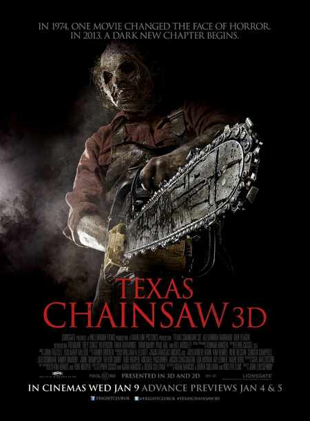 Texas Chainsaw / Тексаско клане 3 (2013)