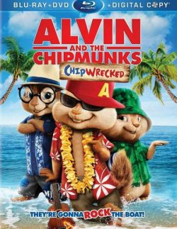 Alvin and the Chipmunks: Chip-Wrecked / Алвин и катеричоците 3: Чипокрушение (2011)
