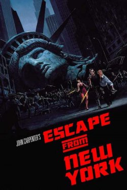 Escape from New York / Бягство от Ню Йорк (1981)